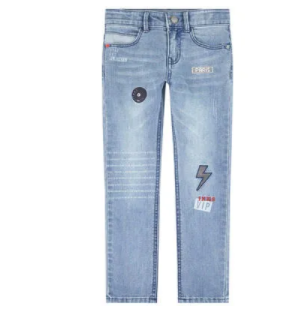 levis big girls jeans